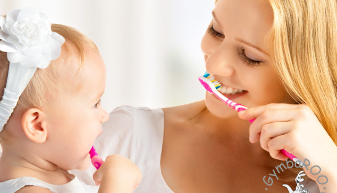 denti da latte igiene